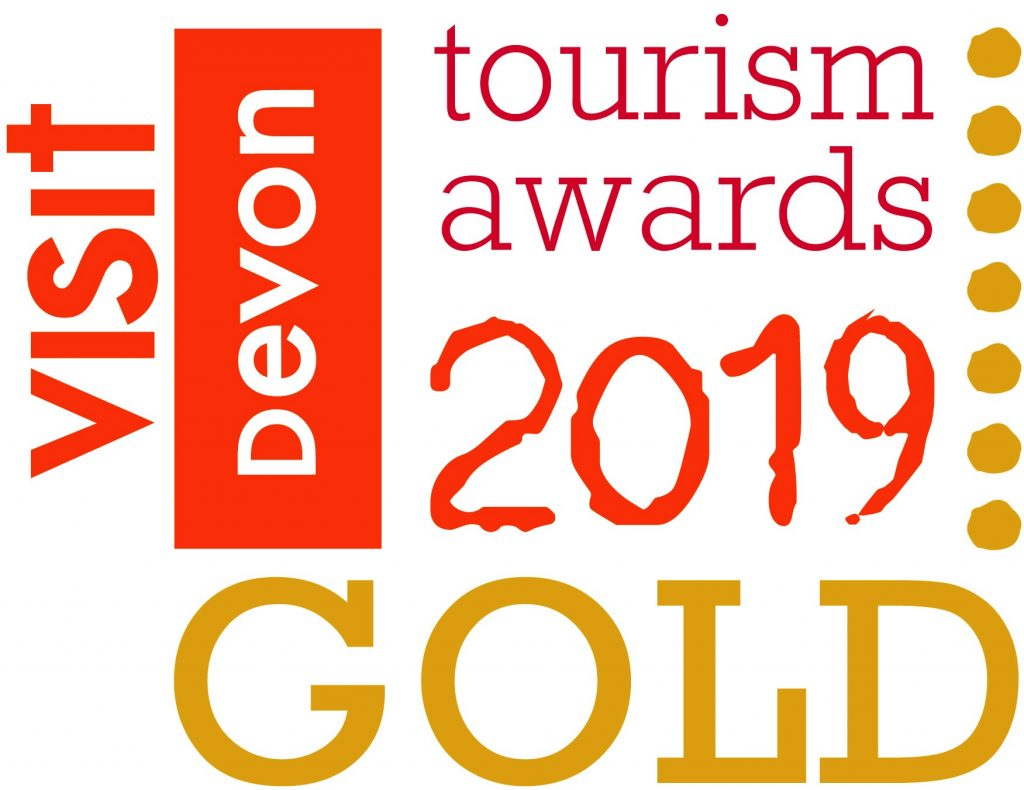 Devon Tourism Gold 2019