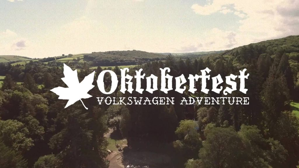 VW Oktoberfest Banner
