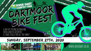 Dartmoor Bike Fest at River Dart Country Park