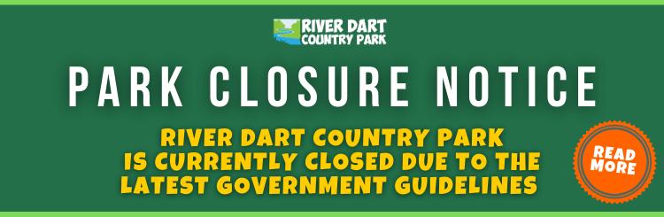 Park Closure Banner